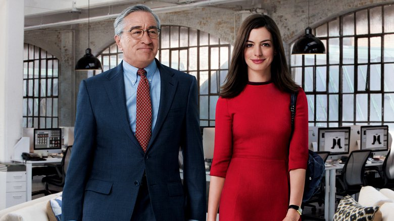 The Intern 2015 movie tazad blog